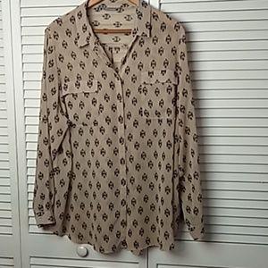 M & S Plus Size Woman's Shirt
